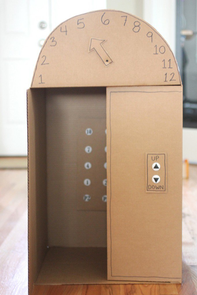 19 Cardboard Box Crafts Your Kids Will Love To Play With