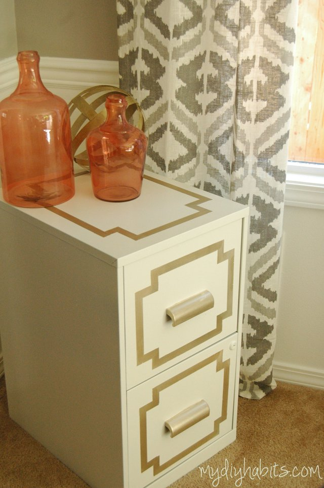 16 Creative DIY File Cabinet Makeovers You Should Not Miss
