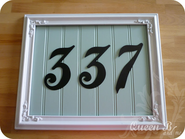 16 Unique And Cool Ways To Display The House Numbers Diy Arts And Crafts