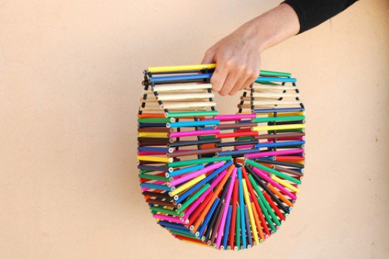 Easy To Make Colored Pencil Crafts That Will Fascinate You Diy