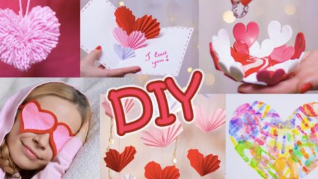 Best DIY Valentines Day Gifts - DIY Valentines Day Gifts - Cute Mason Jar Valentines Day Gifts and Crafts for Him and Her   Boyfriend, Girlfriend, Mom and Dad, Husband or Wife, Friends - Easy DIY Ideas for Valentines Day for Homemade Gift Giving and Room Decor   Creative Home Decor and Craft Projects for Teens, Teenagers, Kids and Adults http://diyjoy.com/diy-valentines-day-gift-ideas