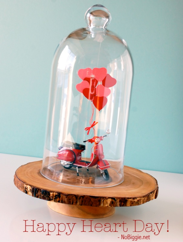 Best DIY Valentines Day Gifts - Heart Day Vignette - Cute Mason Jar Valentines Day Gifts and Crafts for Him and Her   Boyfriend, Girlfriend, Mom and Dad, Husband or Wife, Friends - Easy DIY Ideas for Valentines Day for Homemade Gift Giving and Room Decor   Creative Home Decor and Craft Projects for Teens, Teenagers, Kids and Adults http://diyjoy.com/diy-valentines-day-gift-ideas