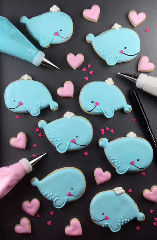 Best DIY Valentines Day Gifts - Whale You Be My Valentine - Cute Mason Jar Valentines Day Gifts and Crafts for Him and Her   Boyfriend, Girlfriend, Mom and Dad, Husband or Wife, Friends - Easy DIY Ideas for Valentines Day for Homemade Gift Giving and Room Decor   Creative Home Decor and Craft Projects for Teens, Teenagers, Kids and Adults http://diyjoy.com/diy-valentines-day-gift-ideas