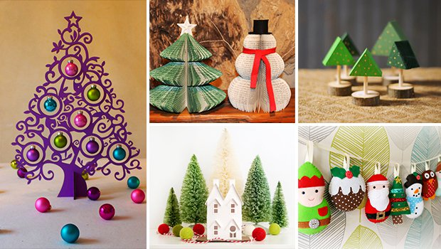 21 whimsical handmade christmas decorations you can diy this winter have you started decorating your home for christmas already why not it is not early at all now is the best time to start doing so publicscrutiny Images