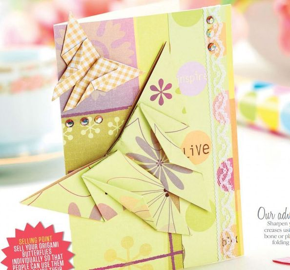 Origami Paper Crafting Best Draw In A New Audience With