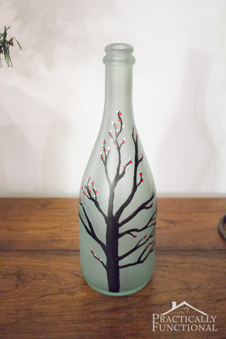 How To Make Your Own Frosted Glass Vase Diy Arts And Crafts