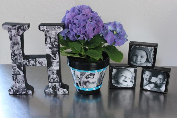 How to make Wooden Photo Blocks