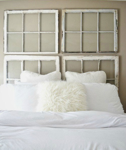 Different diy headboard ideas for bedroom diy arts and for Different headboards