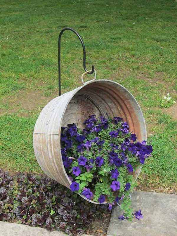 Simple Ideas For DIY Garden-improvement - DIY arts and crafts