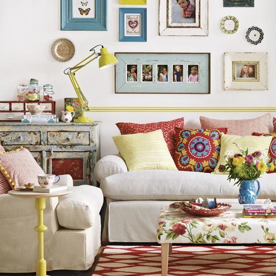 Try These Simple Design Ideas To Update Your Living Room Diy Arts And Crafts