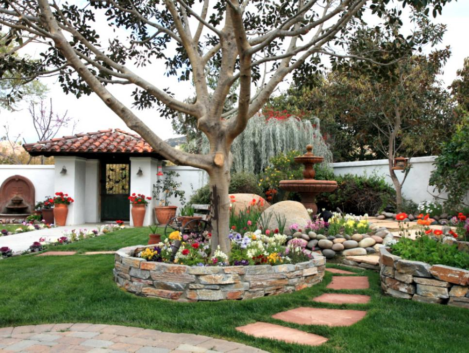 Diy Landscaping Ideas For Front Yard Part - 34: Landscaping The Fabulous Front Yards