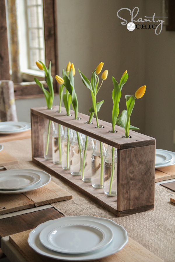 10 Creative Floral Arrangements for Your Spring Home Decor