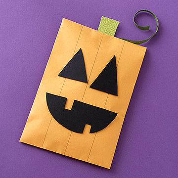 Pumpkin Envelope