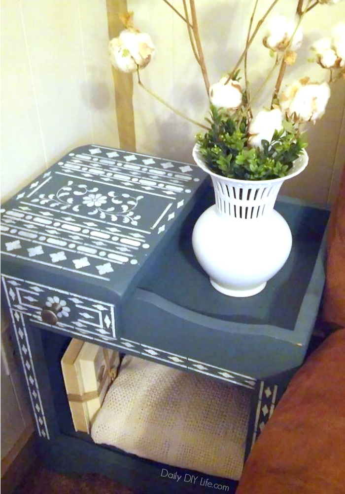 Let's face it, furniture does go out of style. Don't just replace it. Let us show you how to easily update old furniture with Cutting Edge stencils.