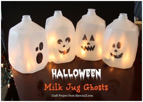 Simple and Easy Halloween craft idea