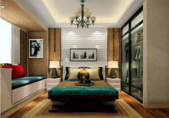 2016 latest bedroom design