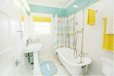 Bathroom Decor Color