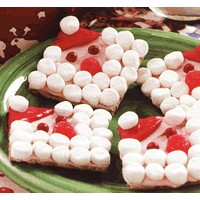 Look Delicious You'll Can't Help To Eat Santa Crackers