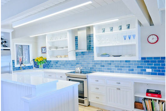 Great Fresh Kitchen Design with you into the Cool Kitchen